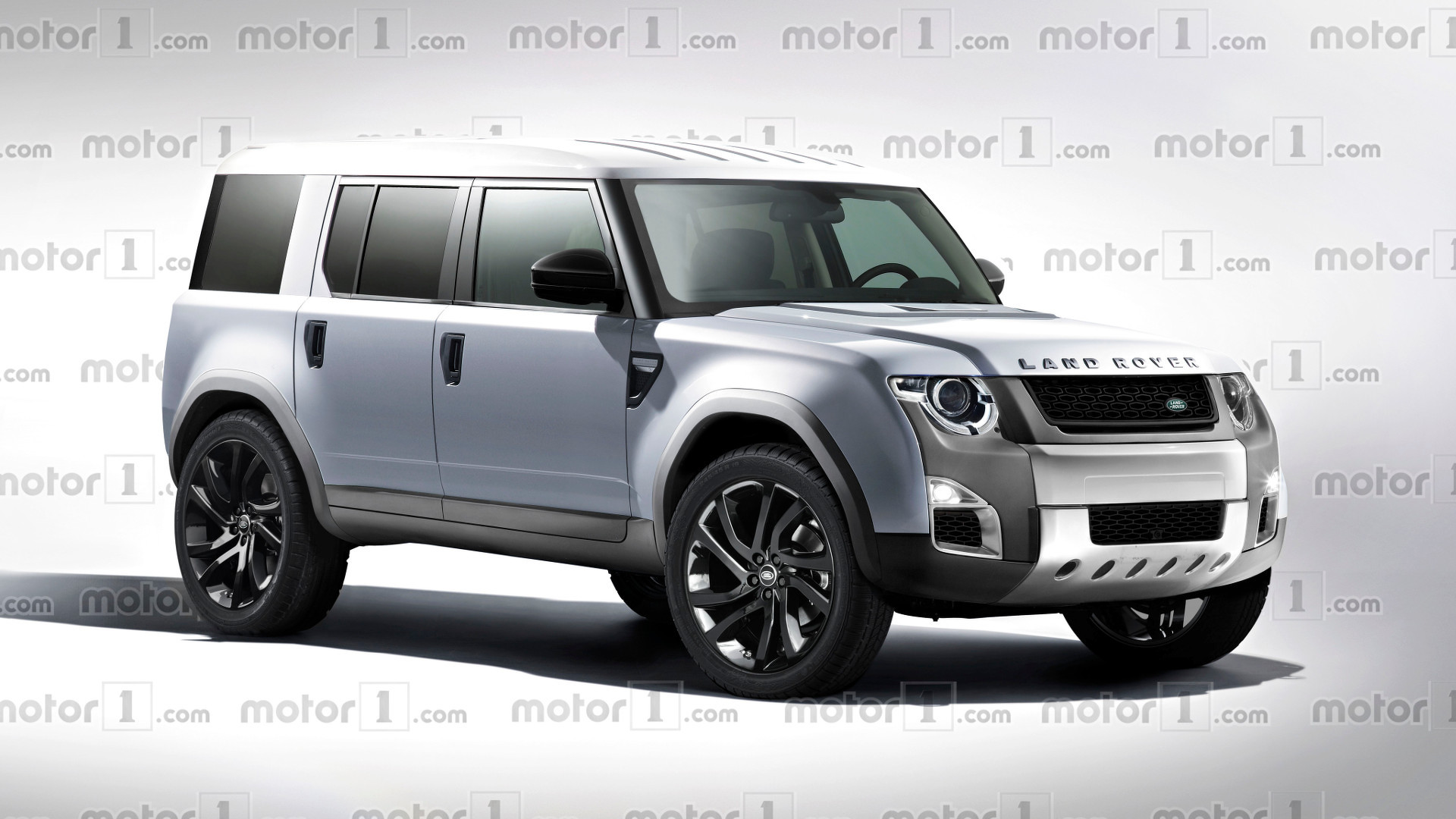 New Land Rover Discovery 2017 >> New Land Rover Defender exclusively rendered