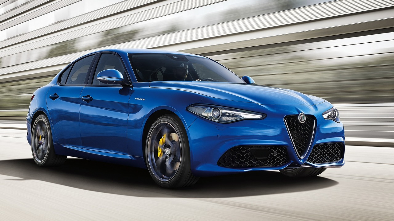 awd alfa romeo giulia veloce gets 280 hp turbo 2 0 liter engine. Black Bedroom Furniture Sets. Home Design Ideas
