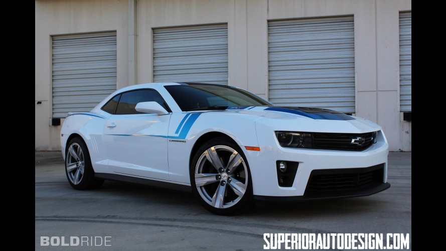 Superior Automotive Design Chevrolet Camaro ZL1