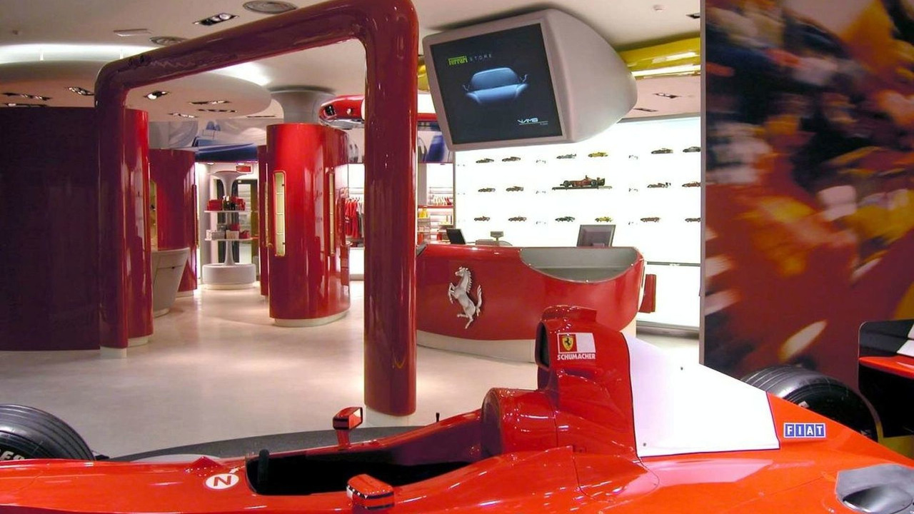 Ferrari Store planned for London's Regent Street