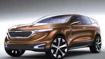 Kia Cross GT Concept first photos emerge