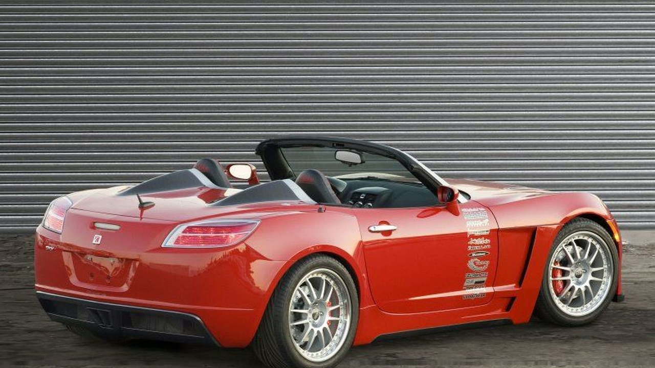 Saturn Sky by Gravana
