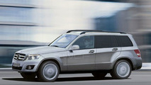 SPY PHOTOS: More Mercedes GLK
