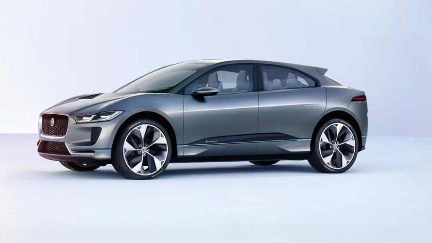 Jaguar apresenta seu primeiro elétrico, o I-Pace, como conceito em Los Angeles