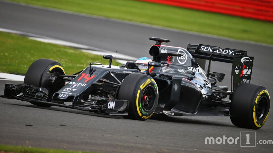 Alonso vise le titre mondial avec McLaren en 2017