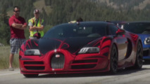 Bugatti Veyron reaches 'only' 230 MPH in Idaho top speed event