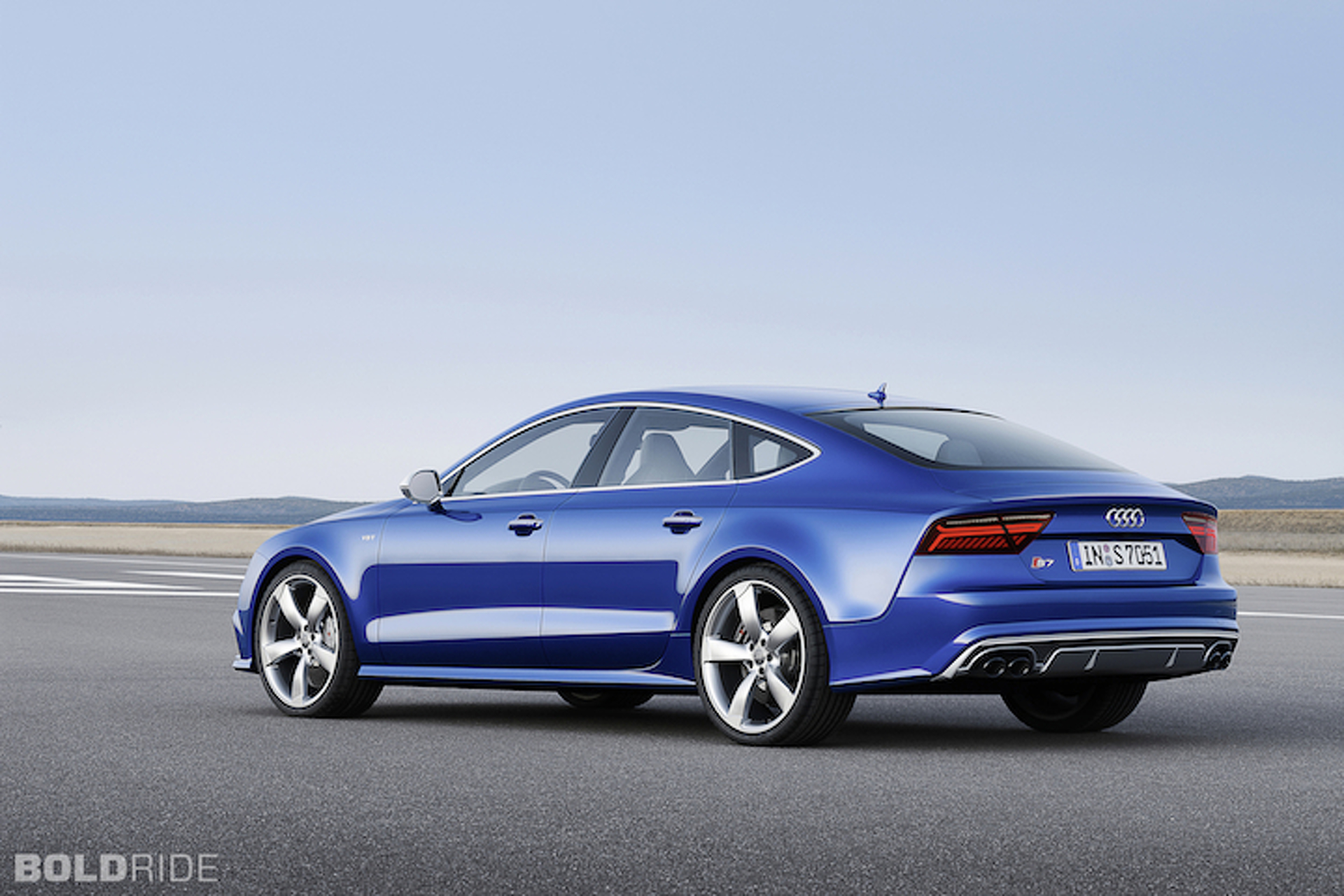 Audi A7, S7 Sportback Get Face Lifts and Power Boosts