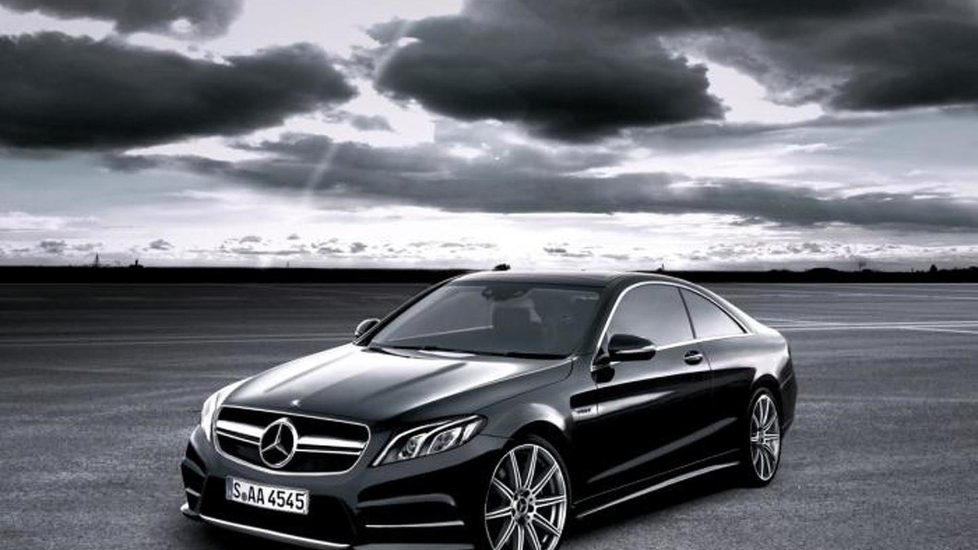 wcf reader envisions next gen mercedes benz e class coupe. Black Bedroom Furniture Sets. Home Design Ideas