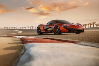 Wheels Wallpaper: McLaren P1