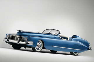 The 1950 Templeton Saturn: A Custom Mercury with Bob Hope Ties