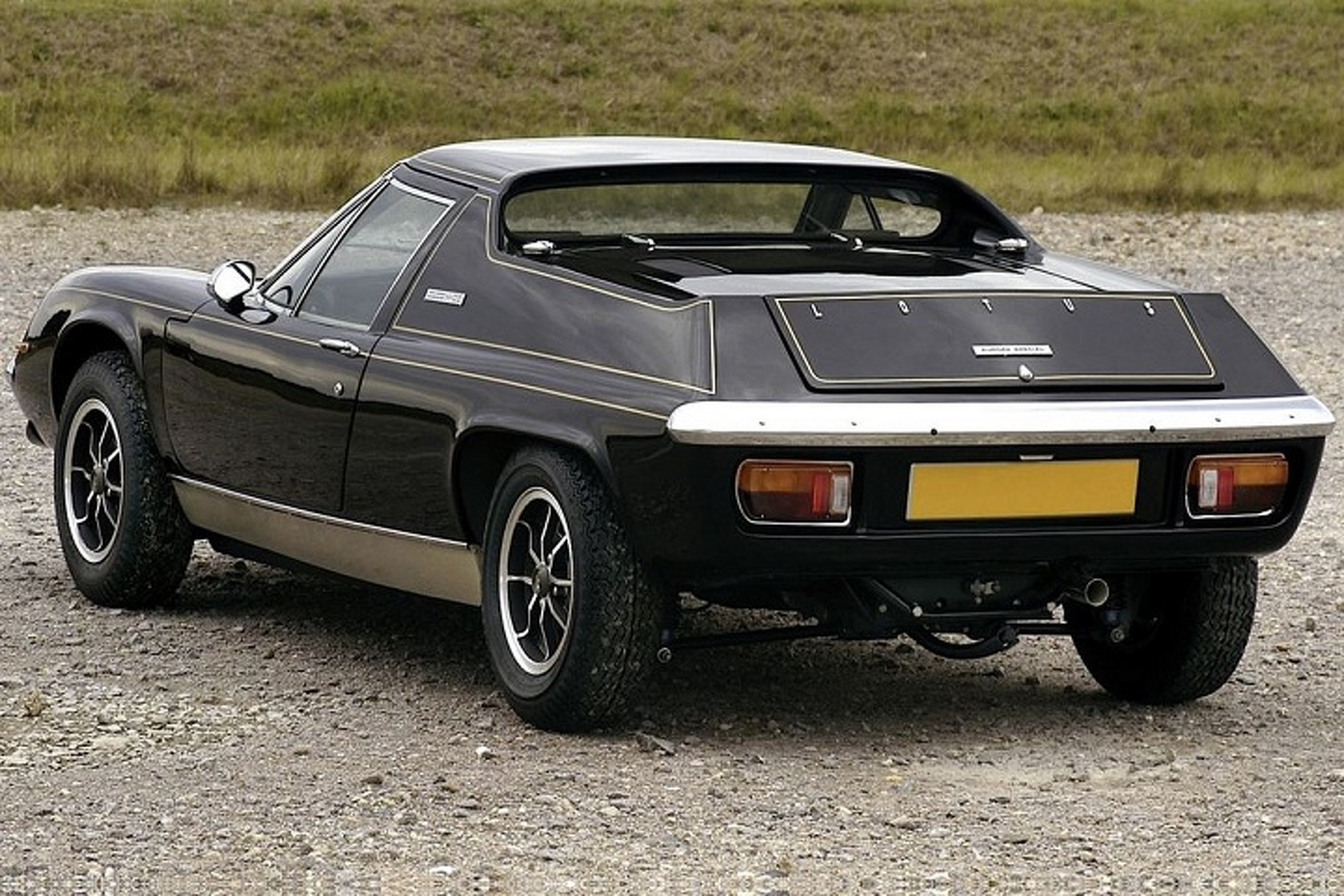 The Lotus Europa That Was Almost a Ford GT40