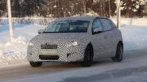 2014 Peugeot 308 spied again