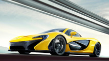 McLaren P1 to make dynamic debut at Goodwood Festival of Speed