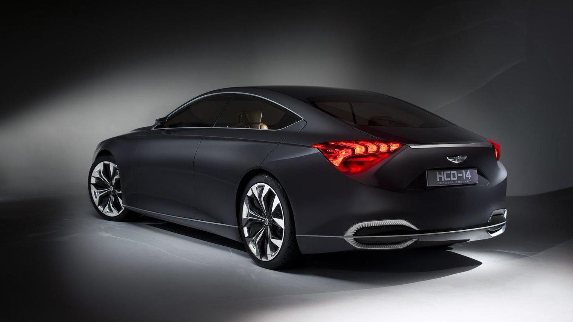 Hyundai developing a BMW 3-Series rival - report