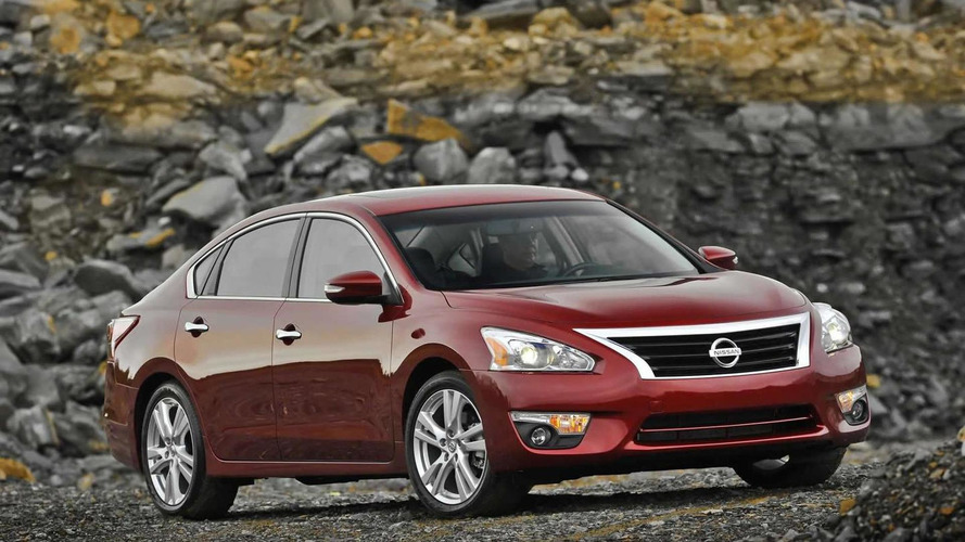 2014 Nissan Altima Sedan priced from 21,860 USD