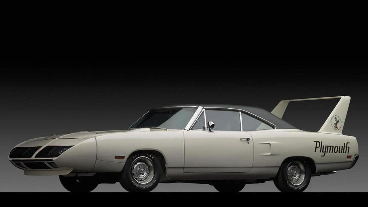 1970 Plymouth Road Runner Superbird 04.11.2013