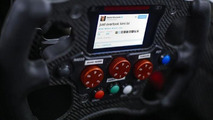 Red Bull new Formula 1 steering wheel