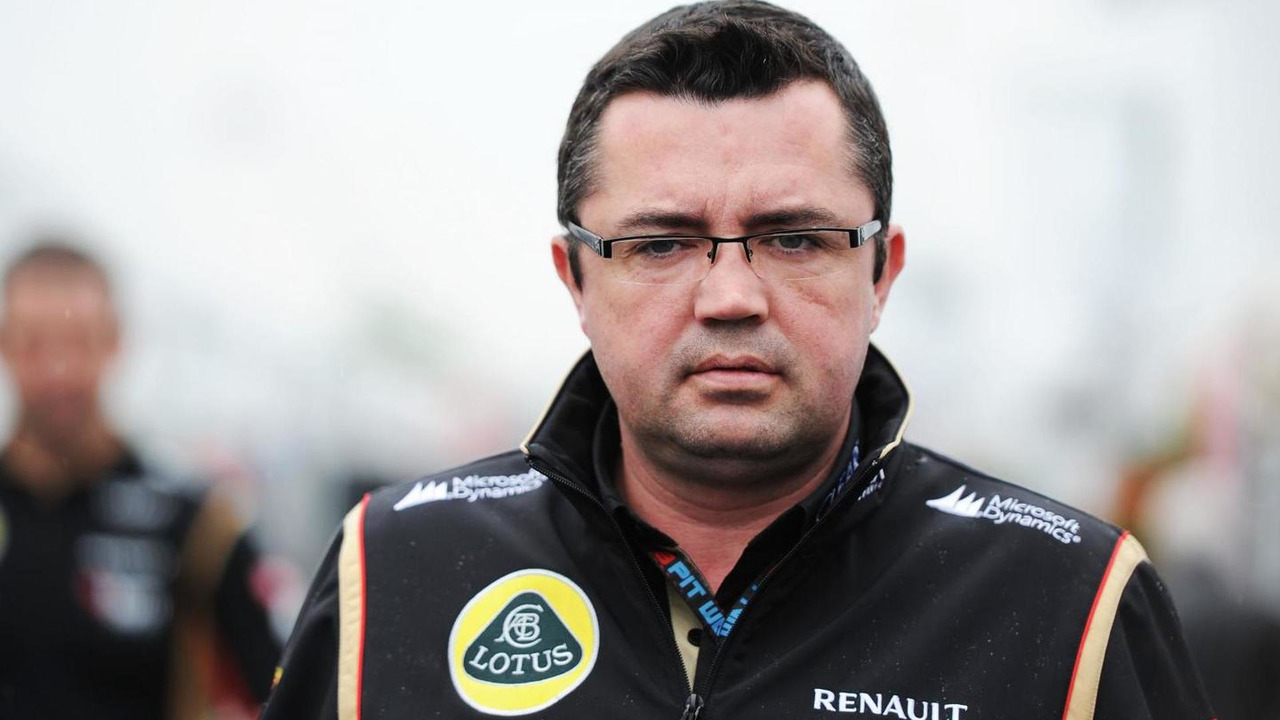 Eric Boullier 06.06.2013 Canadian Grand Prix