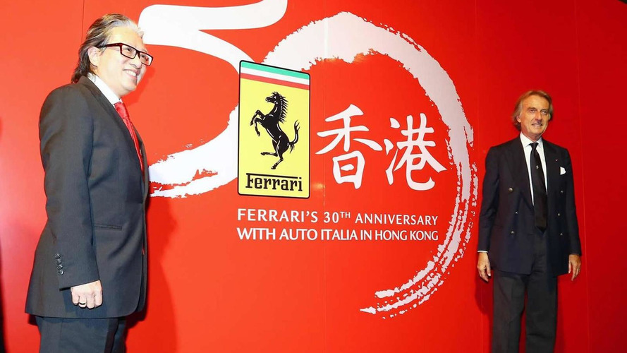 Ferrari celebrates 30 years in Hong Kong with massive 600+ car gathering [videos]