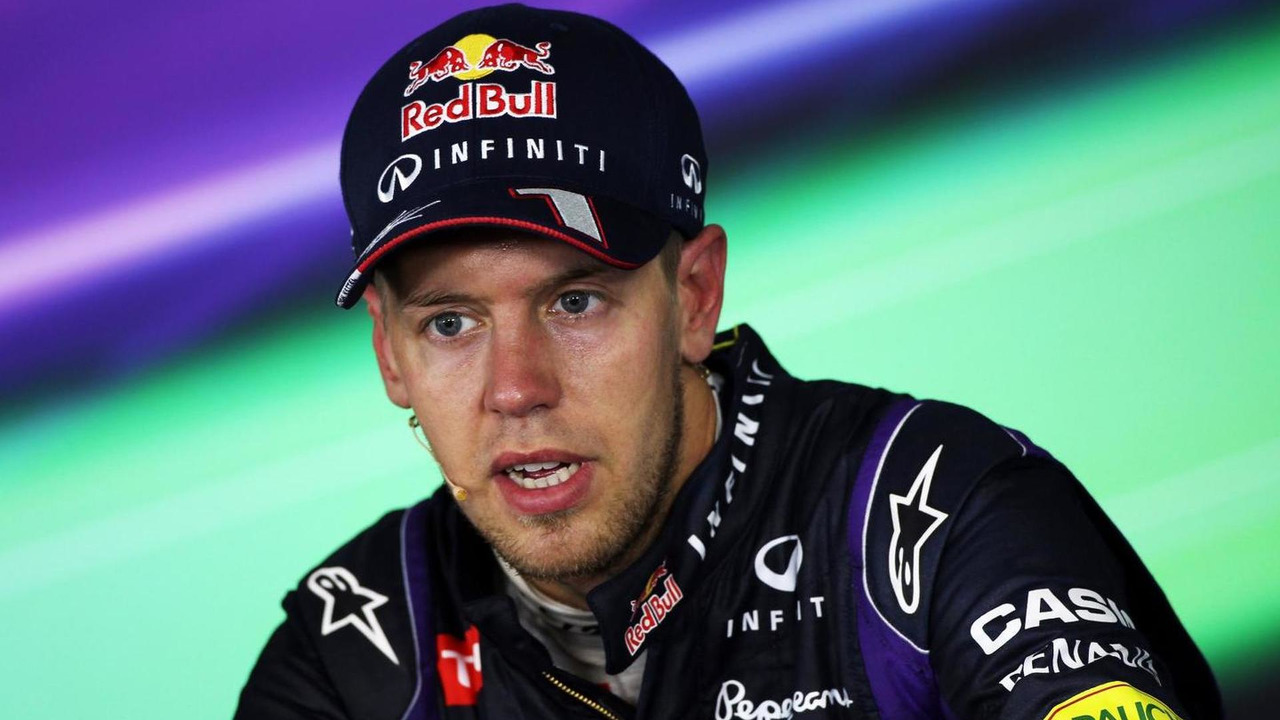 Sebastian Vettel (GER) Red Bull Racing