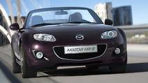 Mazda MX-5 Spring 2012 Special Edition announced for Geneva debut