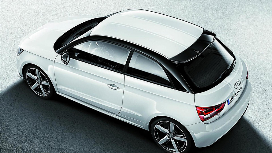 Audi A1 Amplified exclusive edition announced