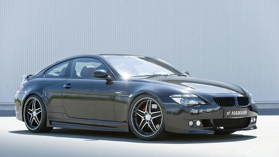 Hamann Tackles BMW 6-Series Facelift