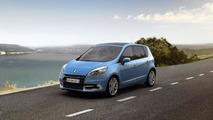 2012 Renault Scenic / Grand Scenic facelift revealed