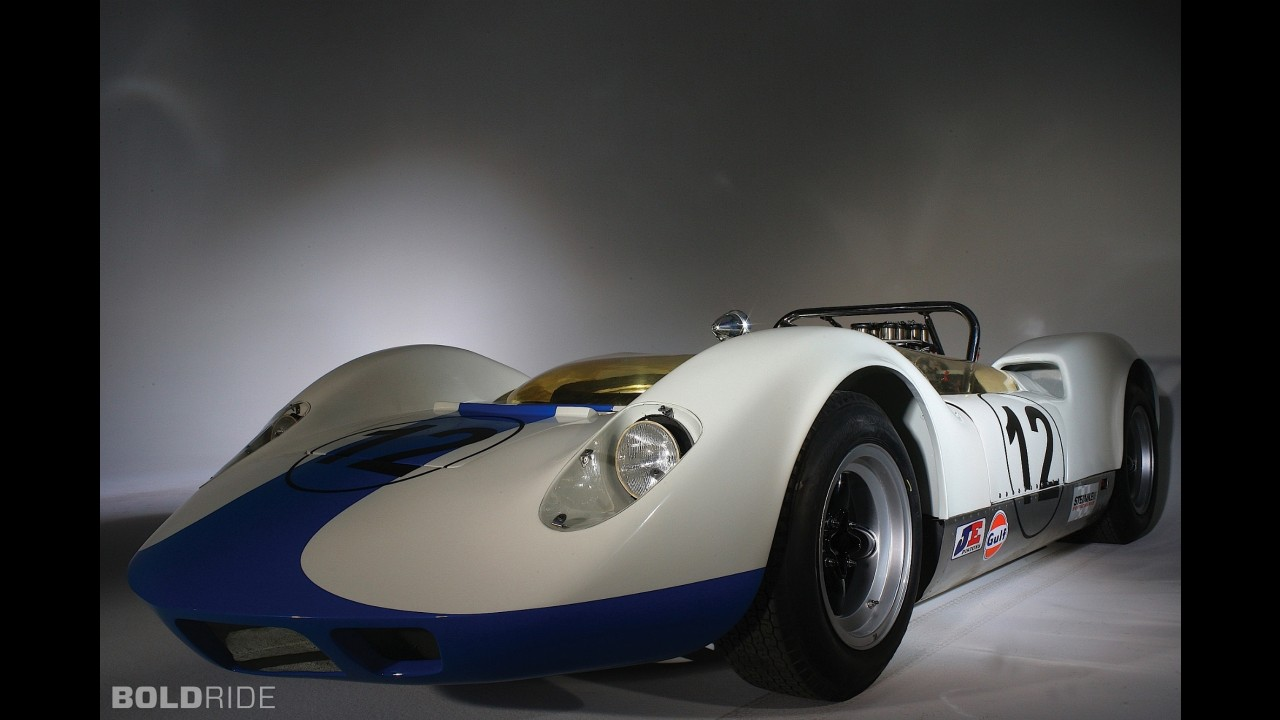 McLaren Elva M1A Sports Racing Car
