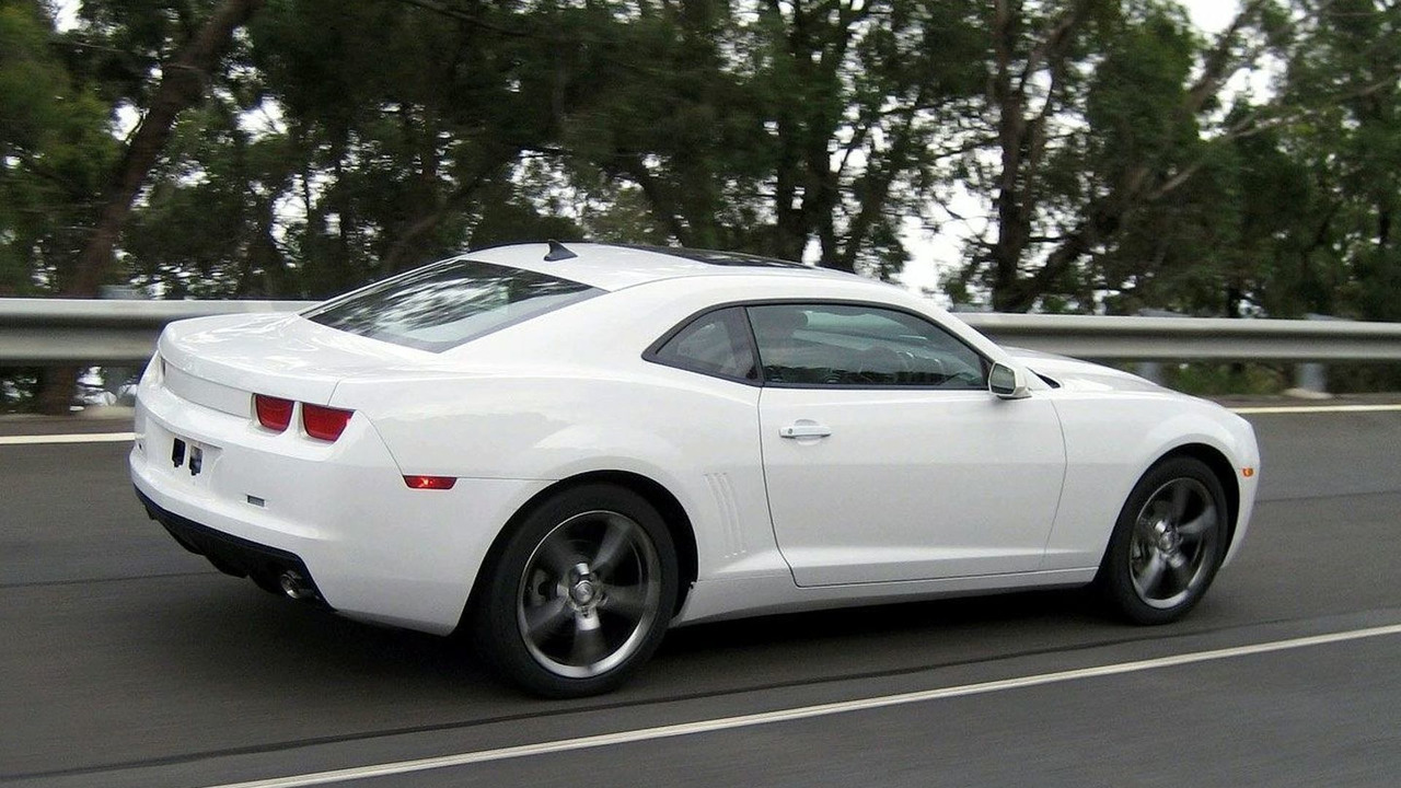 Chevrolet Camaro preproduction version