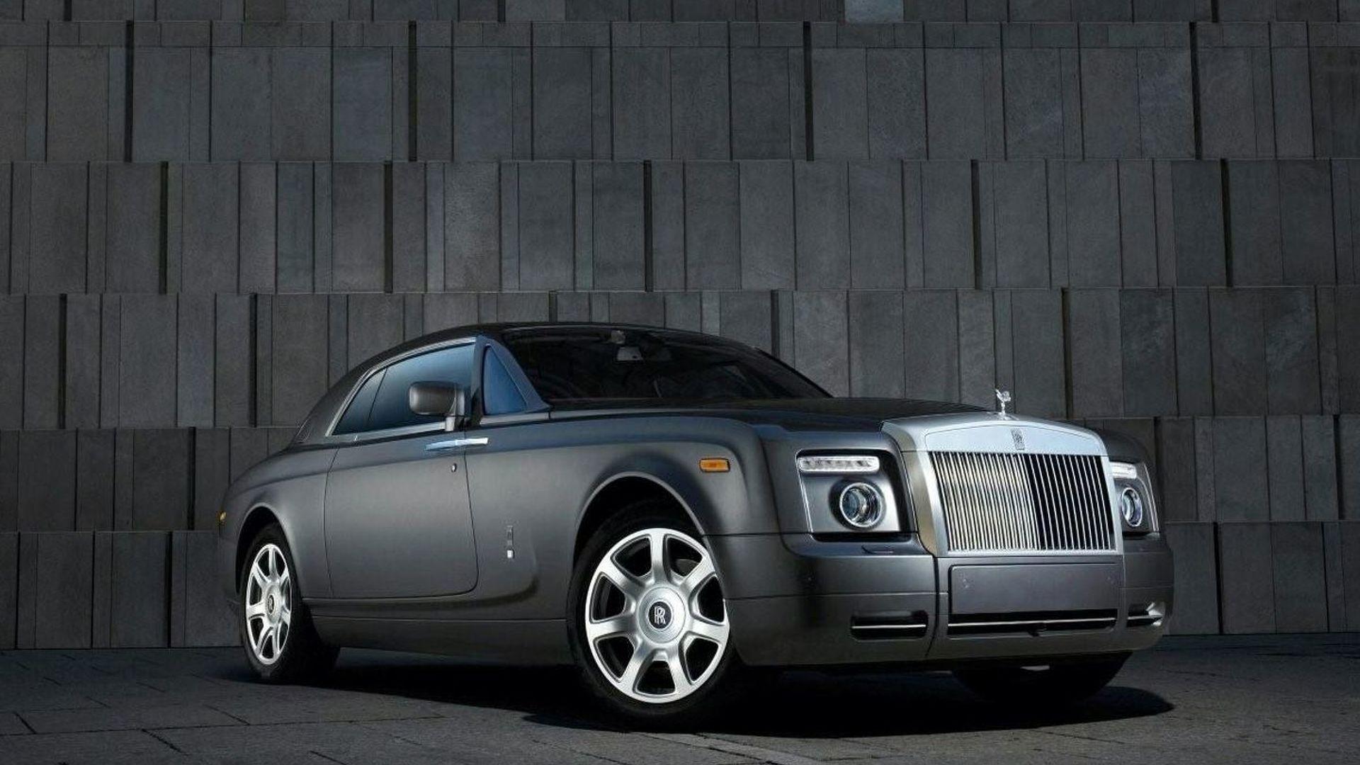 Rolls-Royce Phantom Coupe Geneva Unveiling Video