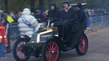 Classic Opels Reach Finish Line at Brighton Veteran Car Run