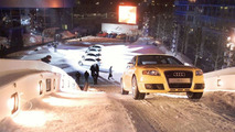 New Audi RS 4 at quattro-Night 02/21/05