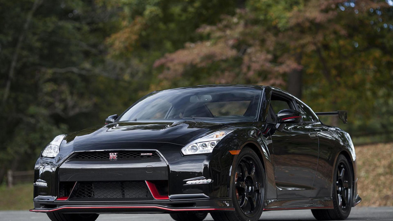 First 2015 Nissan GT-R Nismo in the U.S.