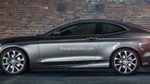 Chrysler 200 Coupe render shows great potential