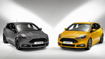 2015 Ford Focus ST unveiled with revised styling & new diesel engine