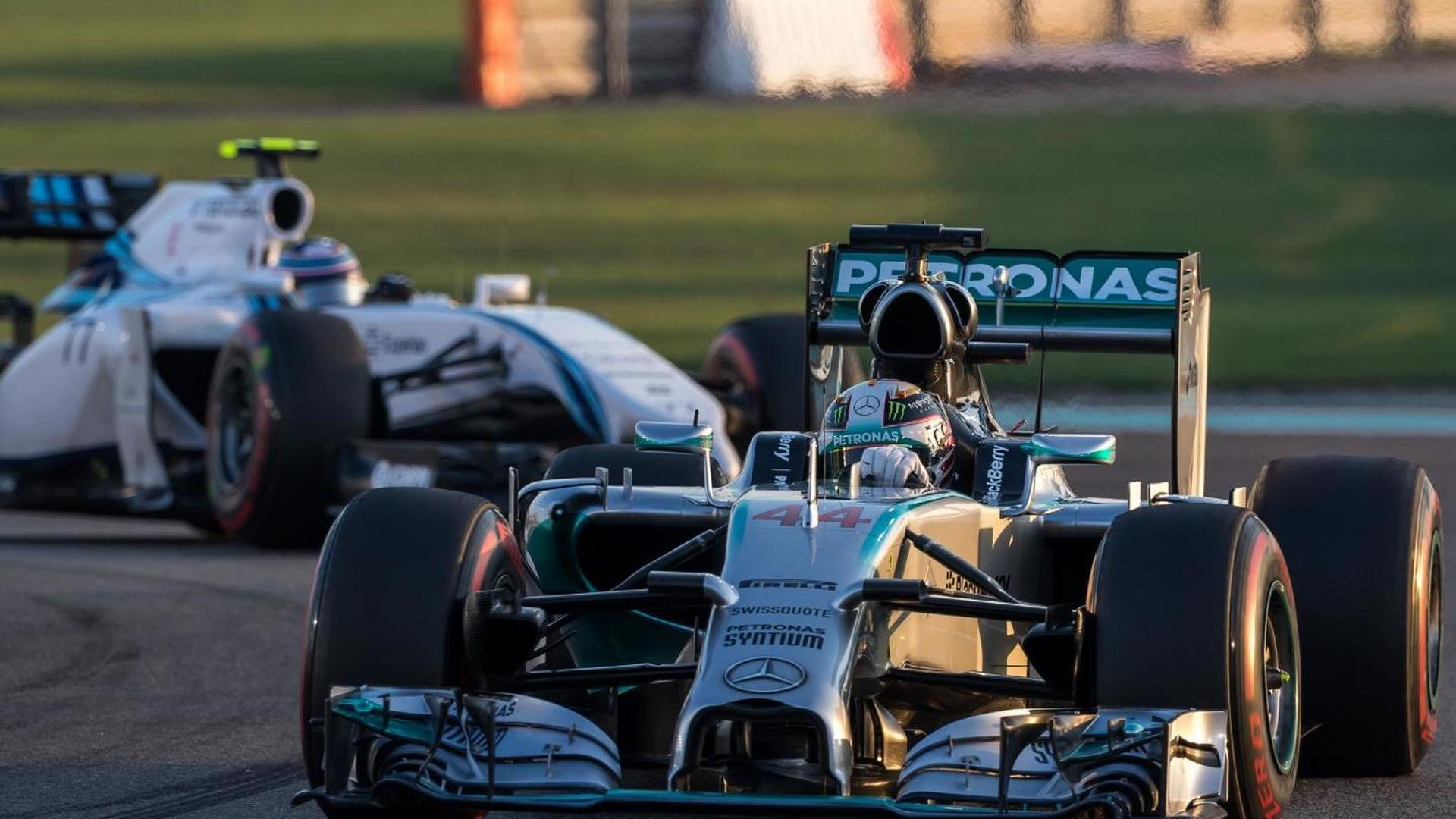 Mercedes 'surprised' by 2014 dominance