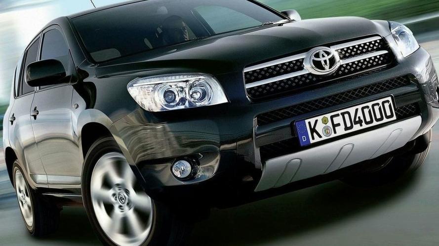 Toyota RAV4 Cross Sport Debut in Frankfurt
