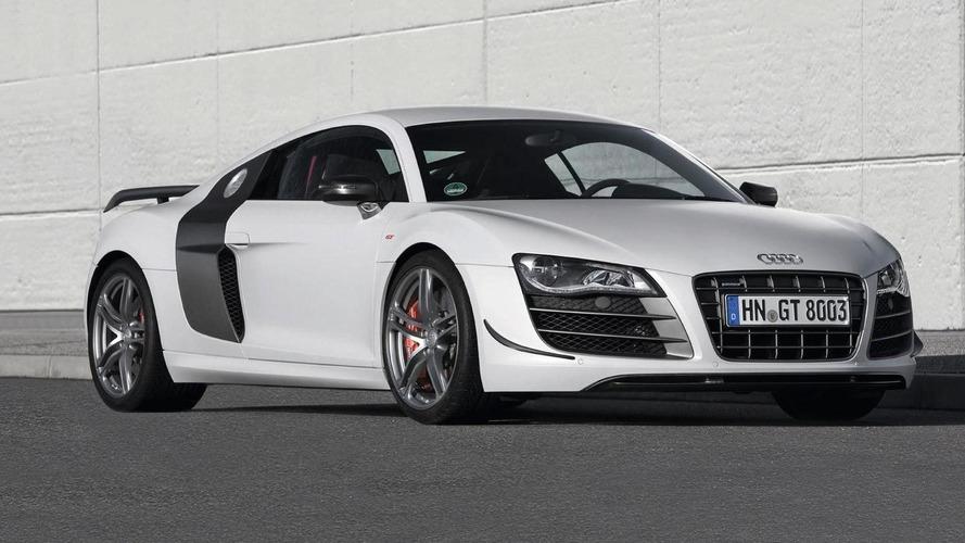 Audi R8 GT in depth