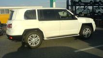 All New 2010 Nissan Patrol / Safari Interior Spy Photos in Dubai