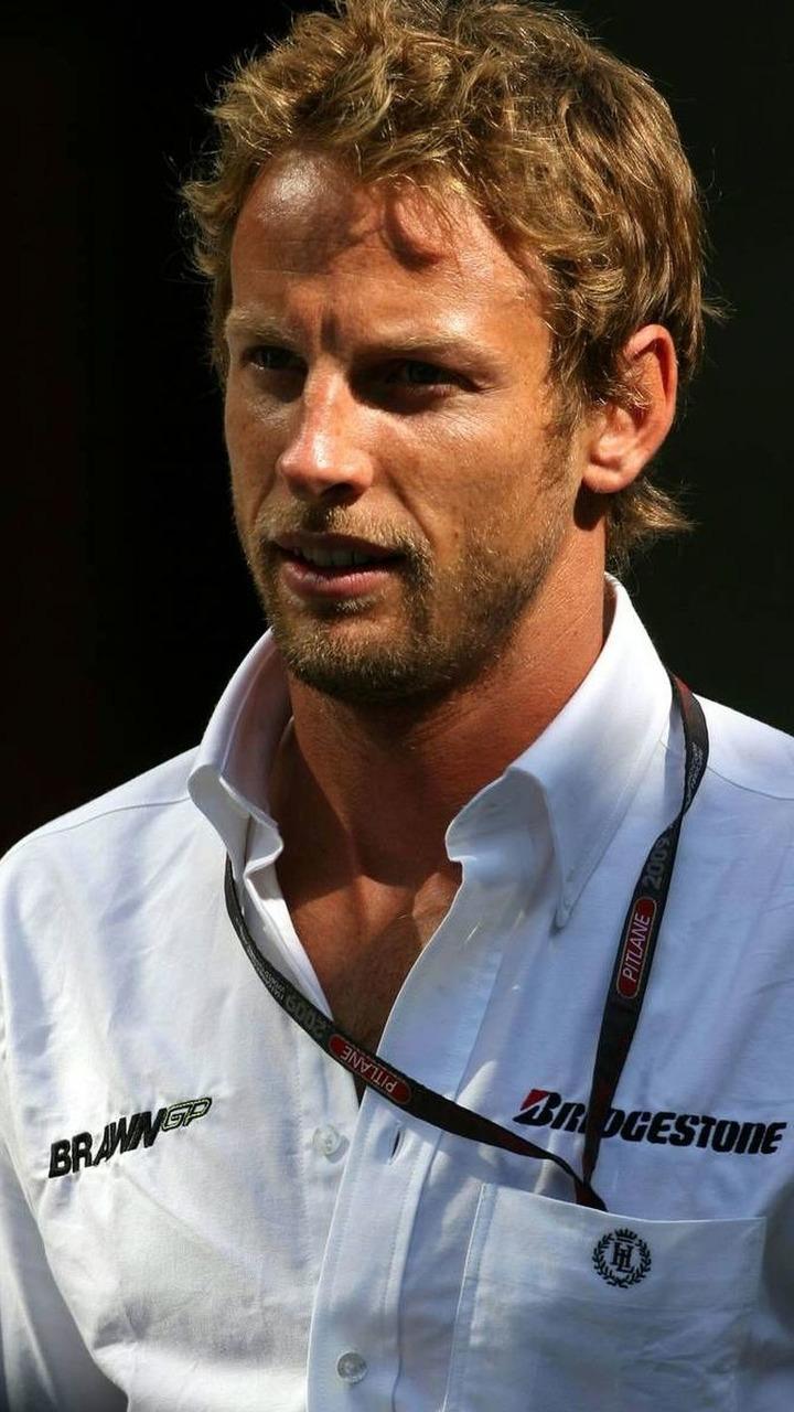 Jenson Button (GBR), European Grand Prix, Valencia, Spain 21.08.2009