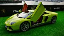 The only Lamborghini Aventador Miura Homage for Hong Kong costs $1 million