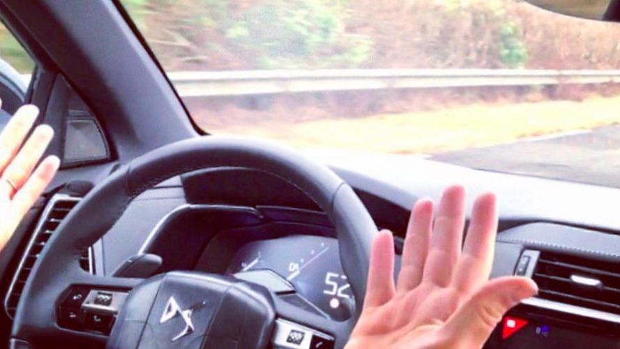 DS - Découvrez une nouvelle image du futur SUV