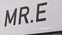 FOM hospitality renamed Mr. E for Bernie Ecclestone