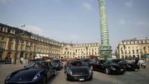 Ferrari Celebrates End of the Paris Motorshow