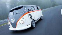 Volkswagen T1 transformed into a 530 PS monster for Worthersee