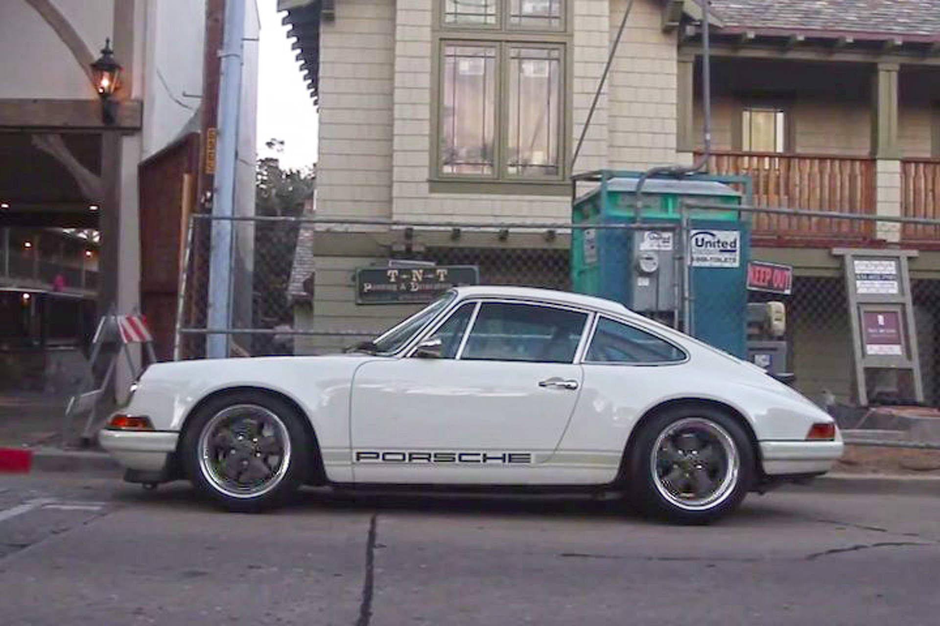 Get a Closer Look at the Porsche 911 Nebraska by Singer