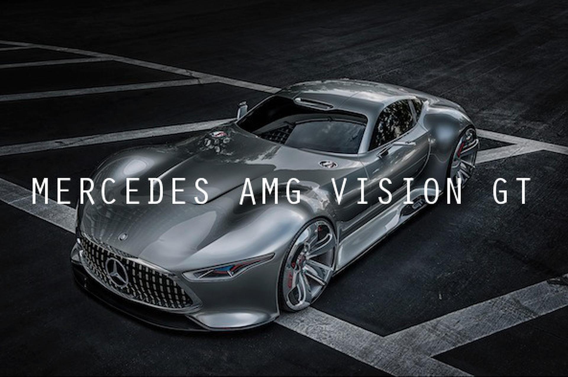 mercedes amg vision gran turismo germany 39 s virtual supercar. Black Bedroom Furniture Sets. Home Design Ideas