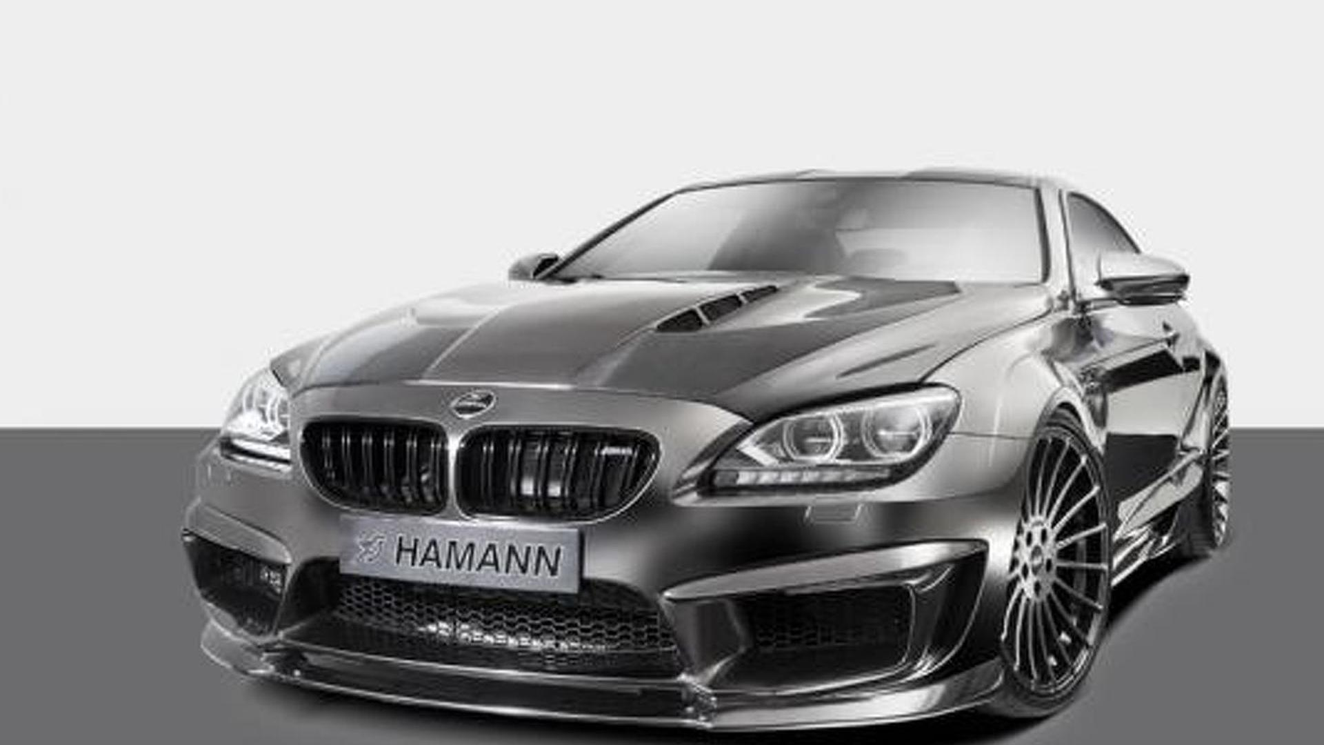 Hamann brings BMW M6 Mirr6r to Geneva [video]