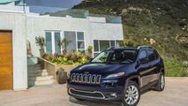Jeep Cherokee facelift to retain the distinctive appearance